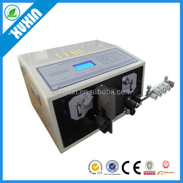 Manufacturer printer data cable stripping machine X-501E