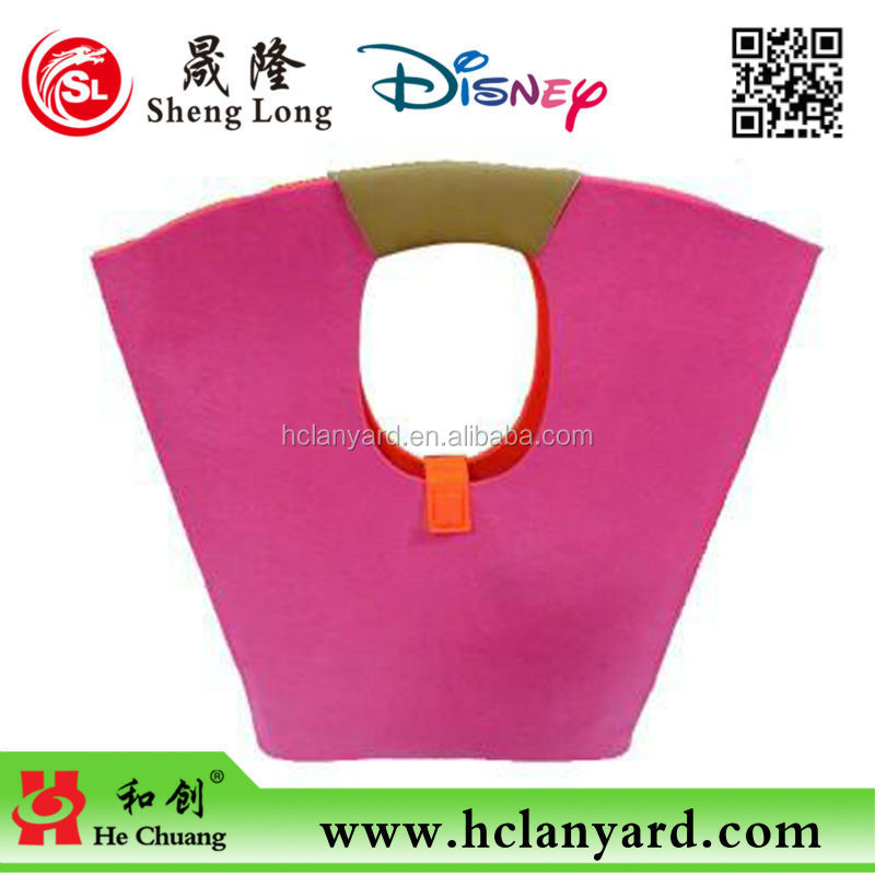 Promotional Cute Felt Hangbag