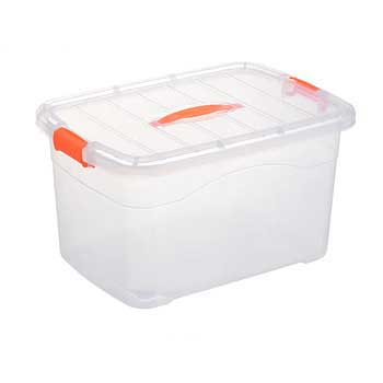 Waterproof Free Sample Kids Toy Large Storage Box Transparent <strong>Plastic</strong> For Toys