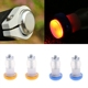 1Pair Safety Cycling Bike Turn Signal Handle Bar End Plug LED Red Light Lamp Hot Sale