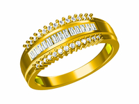 18k solid gold jewelry rings wholesale price