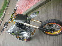 High Quality Pit Bike white 150CC Dirt Bike, 150CC Pit Bike for sale