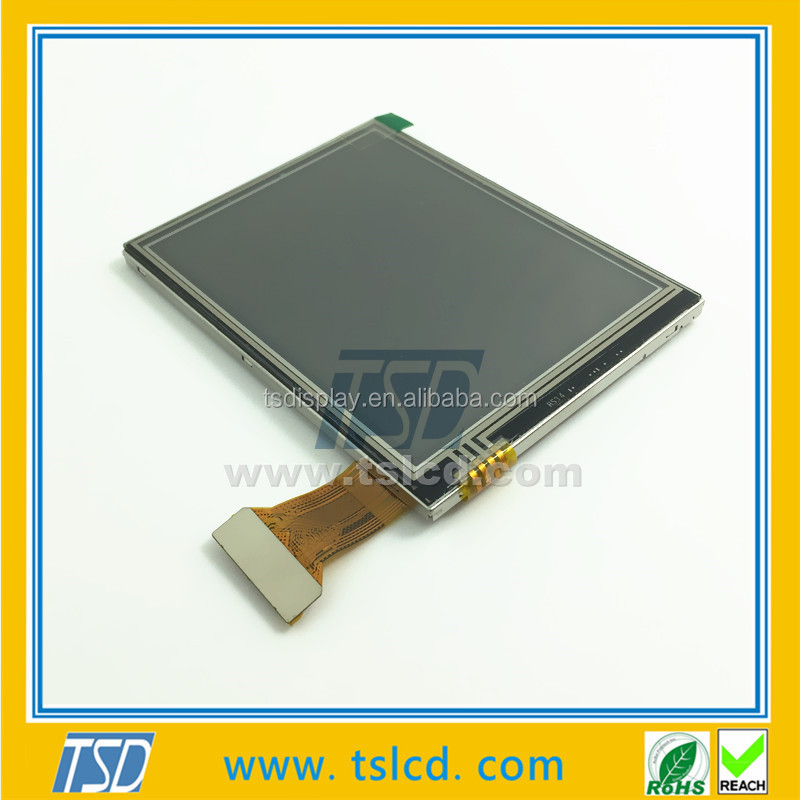3.5 inch sunlight readable LCD TFT Module with ILI9341IC