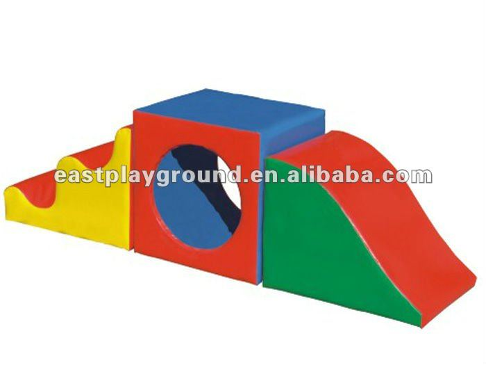 indoor playground Integrated playground soft play
