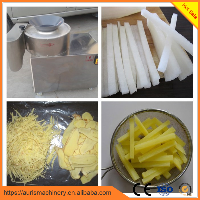 high effiency potato chips making machine price, industrial potato cutter