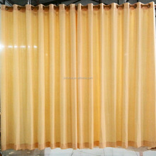 Eyelet Top Hotel Drapery Ready-Made Wholesale Fabric Curtain
