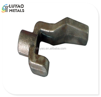 High Quality Steel Forging Parts Customized