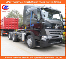 CNHTC Sinotruk 420HP HOWO A7 prime mover 10 wheel HOWO A7 Tractor truck