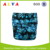 Alva 2016 New Design Double Colorful Snaps Baby Cloth Diaper Wholesale Baby Nappy