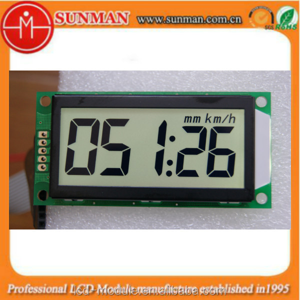 newest lcd module with 5 numbers