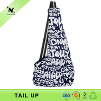 TAILUP pet bike products shopping bag expandable pet carrier