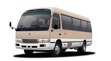 2016 brand new Dongfeng Coaster bus for sale 30 seater