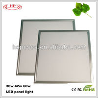54w flat panel led lighting ,led flat panel wall light 2x2 ceiling flat panel