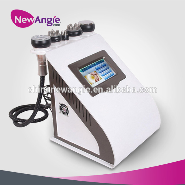 Newangie facelift and fat reducing 5 in 1 cavitation vacuum rf machine for sale