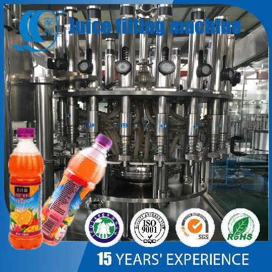 Orange concentrate juice filling machine Juice Processing Plant