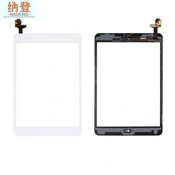 spare parts for ipad mini touch screen digitizer completed wth home button with original IC board