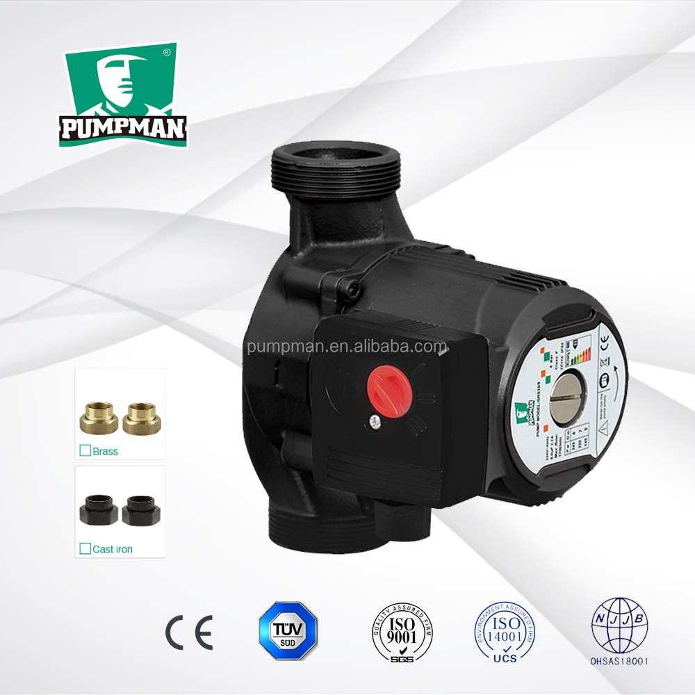 High Precision Hot Water Booster Pump Electric Motors Water Tap Types