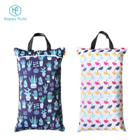 Diversified latest designs blue lovely best wet dry bag for wet tissue