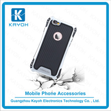 [kayoh] 2 in 1 Hard PC Silicon Combo Hybrid Mobile Phone Cover Case for iphone 7 plus