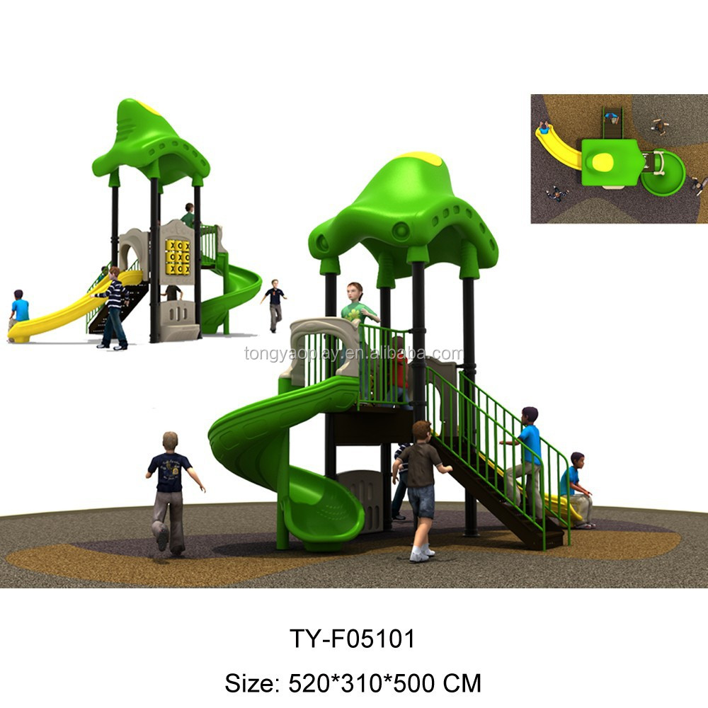 Good Quality Used Playground Equipment/play Structure/kids Outdoor Training Game For Sale