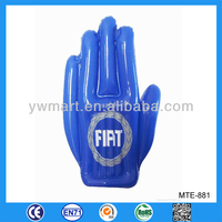 Hot sale custom pvc advertising giant inflatable hand