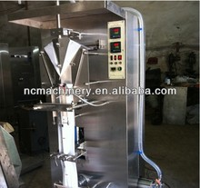 Drinking water pouch filling machines