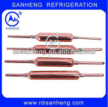 Refrigeration Welding Copper Filter Drier