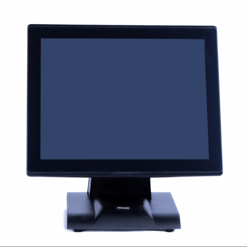 Factory OEM LCD touch screen pos 12 15 17 inch monitor