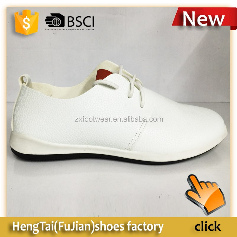 Sell like hot cakes men casual leather shoes