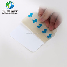 Advanced Sterile Surgical Disposable Waterproof Medical Hydrocolloid Dressing for Wound Care