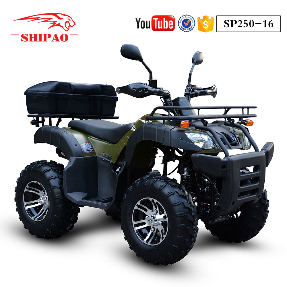 SP250-16 Shipao all new quad bike frame