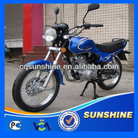 SX150-9A 2013 Powered Gas 200CC Motorcycle For Sale