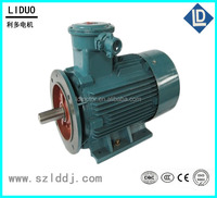 high quality YB3 series explosion proof motor 4bp100l4,220v 380v 3 phase electric motor