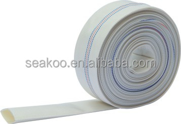 H01 white water hose for farmland