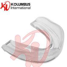 Gum Shield For Sports Safety, Mouth Piece Single Side Mouth Guard With Box