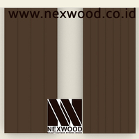 Anti Crack Outdoor and Indoor Wood Plastic Composite / WPC Decking