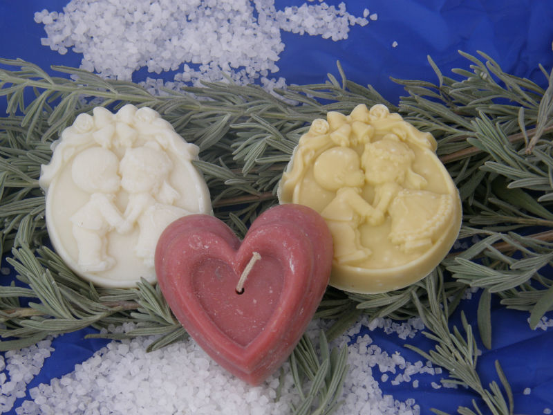 Organic soap handmade natural oz 3.5 Web oils Shea Treatment of acne, psoriasis, *** marriage ***
