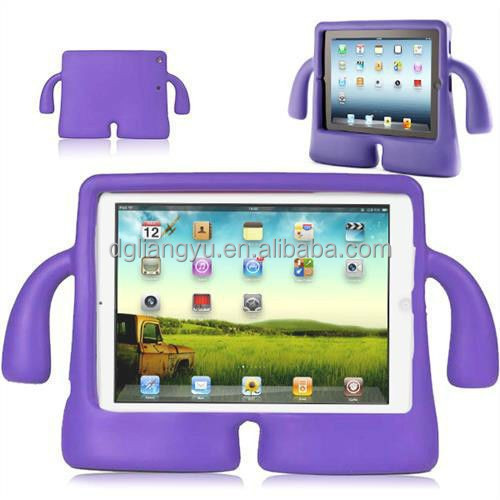 2015 new fashion EVA shockproof case for iPad