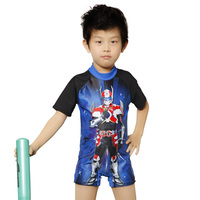 Boys Swimwear Children Suit Kids Baby Swimsuits one-Piece Set Swimming Trunks For Boys Swimming Wear Summer Sea Beach