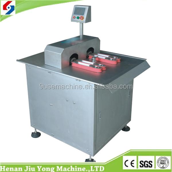 sausage casing machine