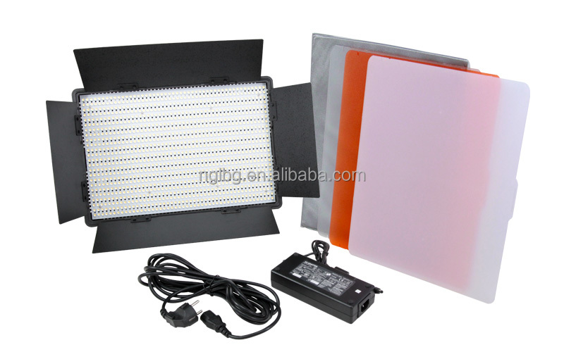 Nanguang 72W CN-1200SA LED Studio video Lighting TV studio lighting equipment, lighting for photographic and video