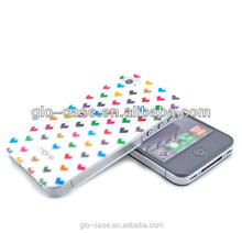 Design Hard Protector Skin Cover Cell Phone Case for iPhone 4 4S