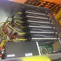 2017 Stock Available Mining Graphic Card