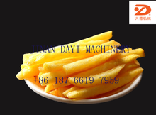 2016 Vf French Fries Potatoes Making Machine