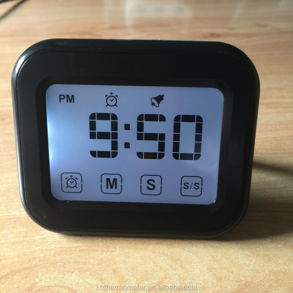 New Product Cheap Touch Pad Digital Kitchen <strong>Timer</strong>