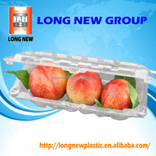 Fresh Fruit & Vegetables Transparent PET Plastic Container Clamshell Blister Box