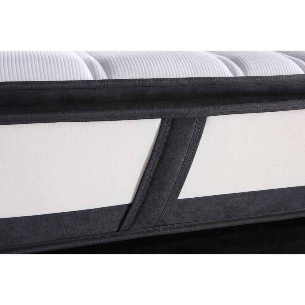 Top Rated Convolute Foam Pillow Top Foam Encase Spring Mattress - Jozy Mattress | Jozy.net
