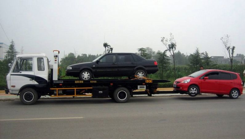 Low Price Cheap Tow Truck For Sale