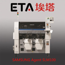 led assembly pick and place machine /world's first simultaneous pickup automatic smd LED mounter SLM100