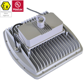 IP68 UL ATEX 80w 100w 120w led explosion-proof high bay lighting